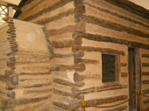 Log Cabin from the 1800's.