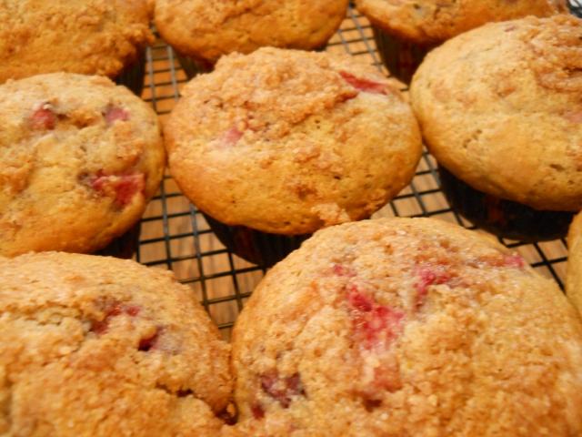 Yo...berry muffins!