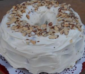 Abe's Favorite Cake,Mrs. Lincoln's White Almond Cake