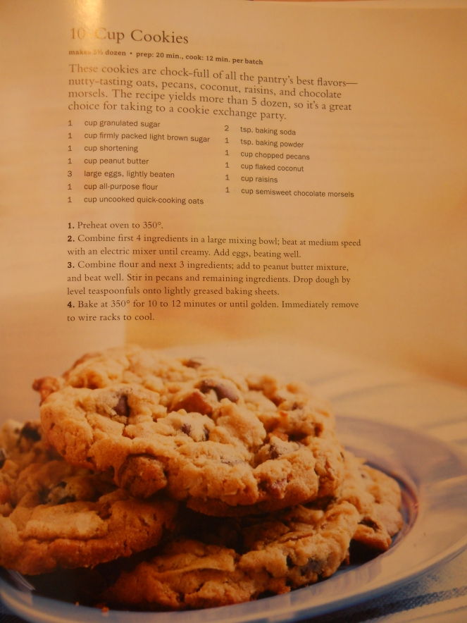 Southern Living Cookies