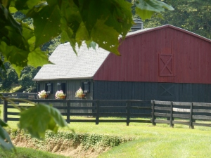 My favorite barn..sweet!
