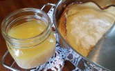 bourbon sauce and dutch baby